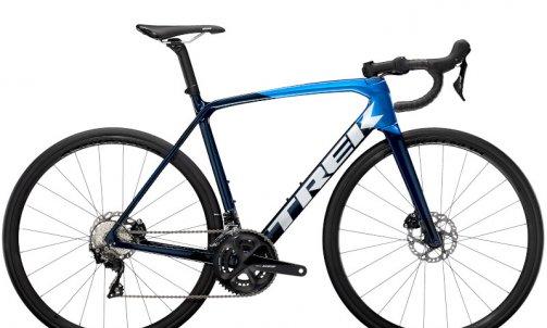 NOUVEAU TREK EMONDA ,Le vélo de montagne avec une touche d'Aero  modèle SL5 DISC Carbon prix : 2699 € 9KG150