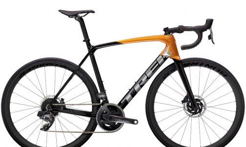 NOUVEAU TREK EMONDA ,Le vélo de montagne avec une touche d'Aero  modèle SL7 ETAP  DISC Carbon prix : 6499 € 7KG950