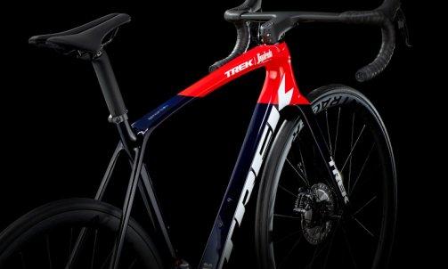 NOUVEAU TREK EMONDA ,Le vélo de montagne avec une touche d'Aero  modèle SLR 7 DISC  Carbon prix : 6999 €  7KG180