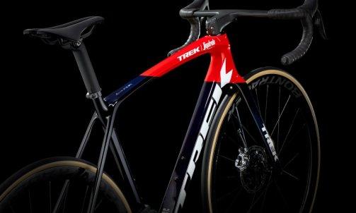 NOUVEAU TREK EMONDA ,Le vélo de montagne avec une touche d'Aero  modèle SLR 9 E TAP  DISC  Carbon prix : 11499 €  6KG740