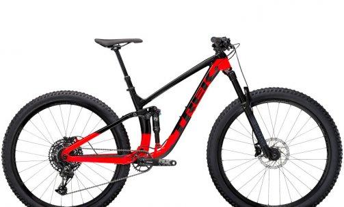 VTT TREK Fuel EX 7 29 2021 2949 €  Le tout suspendu de trail polyvalent en aluminium